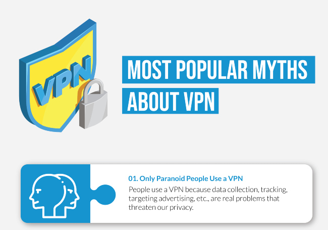 Myths About VPN