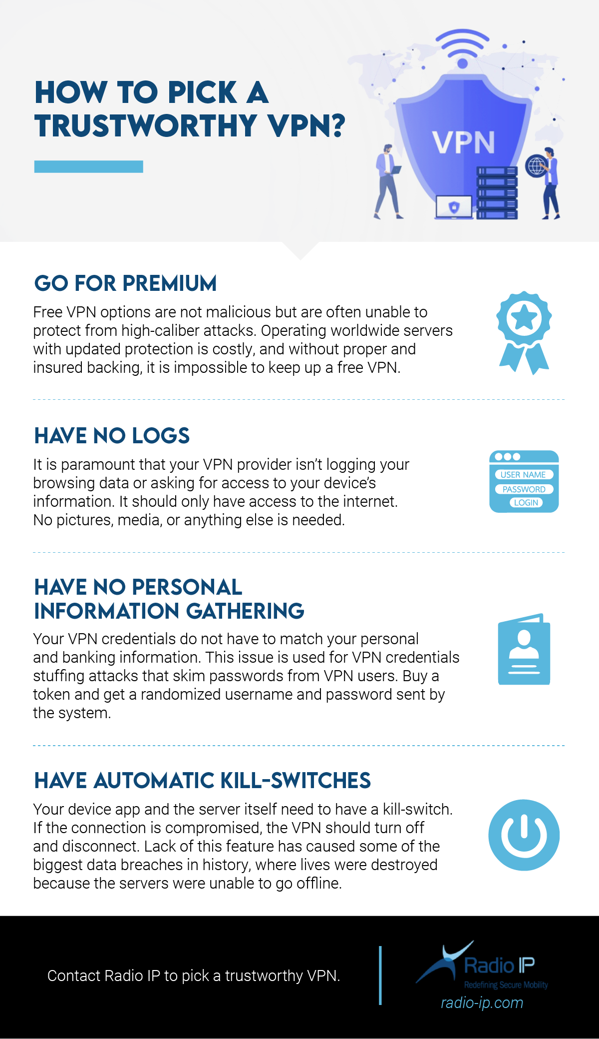 How To Pick A Trustworthy VPN