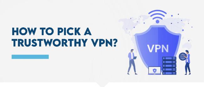 Trustworthy VPN